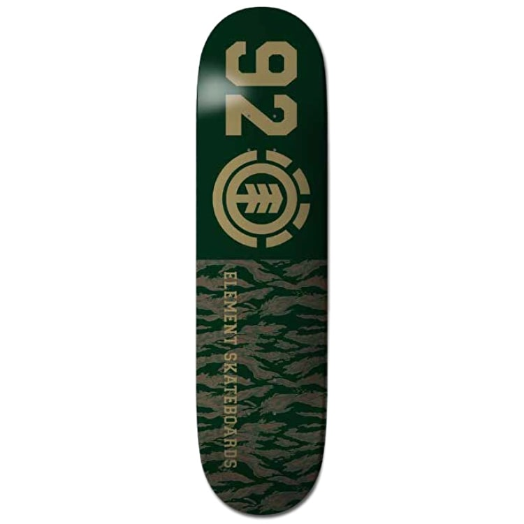 Element 92 Tiger Skateboard Deck 8""