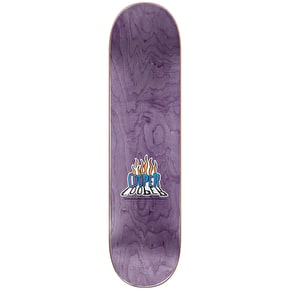 Almost Yogi Big Bear Picnic R7 Skateboard Deck - Cooper 8.125