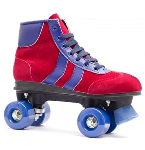 Rookie Retro Roller Skates Red Blue