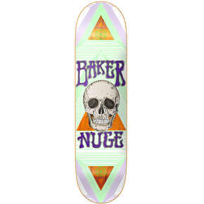 Baker Geometry Skateboard Deck - Nuge 8