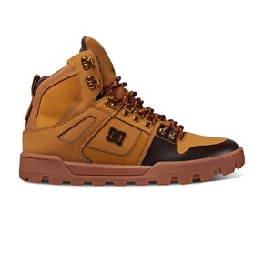 DC Spartan High WR Boot - Wheat/Turkish Coffee