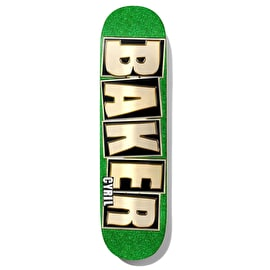 Baker Brand Name Glitter - Cyril Skateboard Deck 8