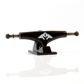 Fracture Wings Skateboard Trucks - Black