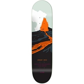 Chocolate Skateboard Deck - Park Service Hsu 8