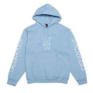 Chrystie Summer Rabbit Hoodie - Light Blue