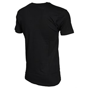 Diamond Outline T-Shirt - Black