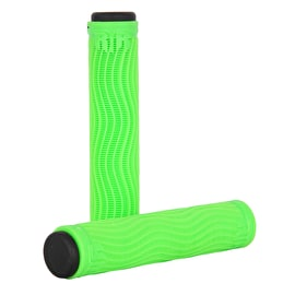 Raptor Slim Scooter Grips - Venom Green
