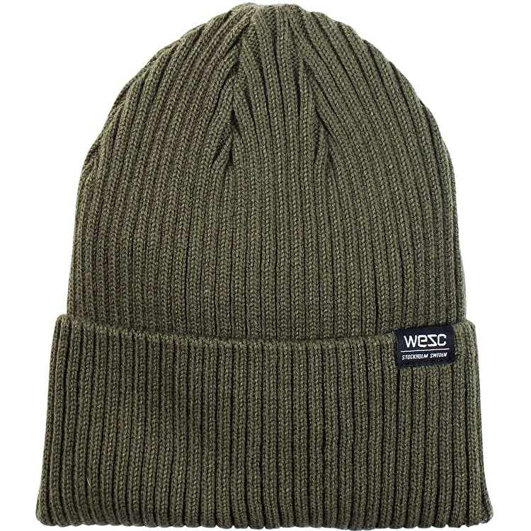 WeSC Corman Fisherman Hat - Forest Green