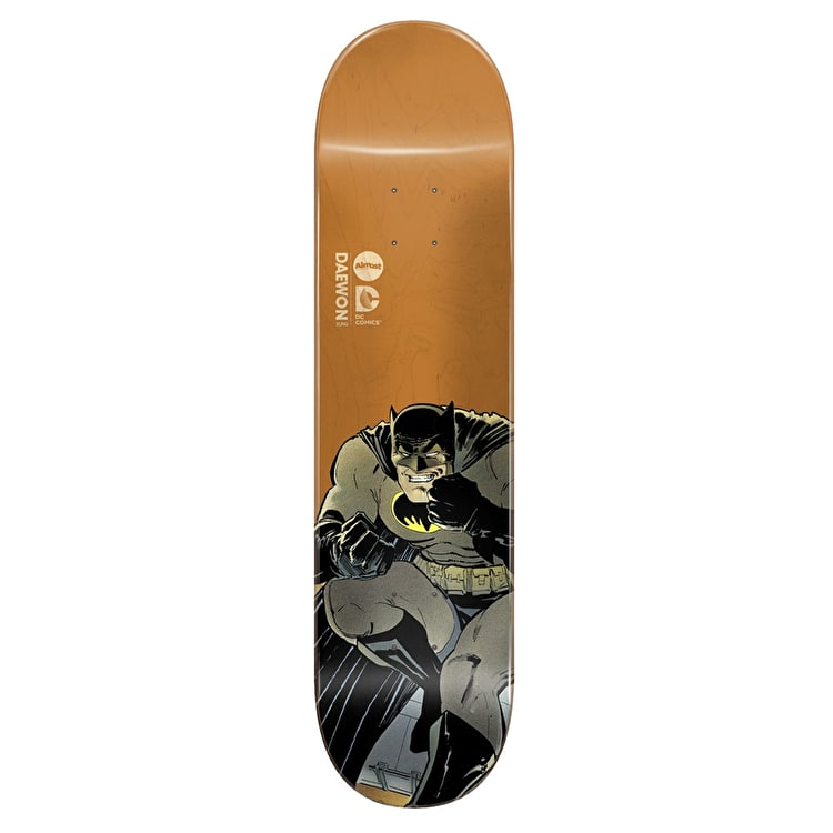 Almost Skateboard Deck - Dark Knight Returns R7 Daewon 7.75""