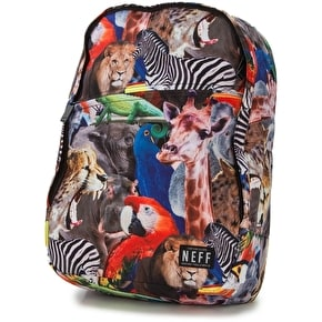 Neff Daiy Backpack - Wildlife