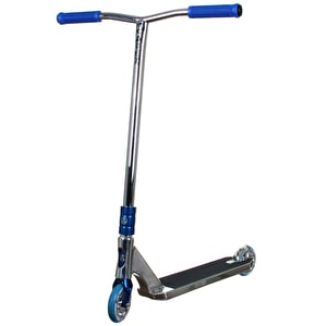 Apex Custom Scooter - Chrome/Blue