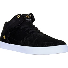 Emerica The Hsu G6 Shoes - Black/White