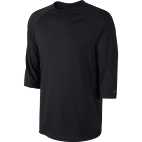 Nike SB Skyline Dri-FIT Cool 3/4 Crew - Black