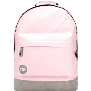 Mi-Pac Mini Classic Backpack - Blush/Grey