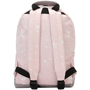 Mi-Pac Mini Splattered Backpack - Pink