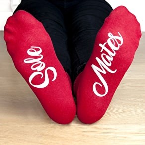 Sole Mates Personalised Socks