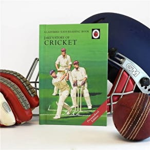 Personalised Book Of Cricket