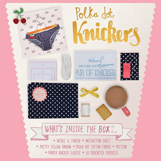Make Your Own Knickers Kit