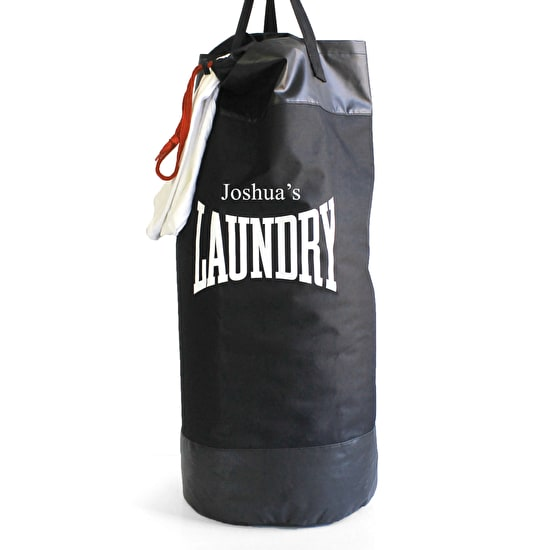 Personalised Laundry Punch Bag