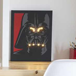 Star Wars 'Pop Art' Light Up Canvas