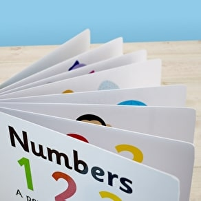 Personalised First Steps Book of Numbers