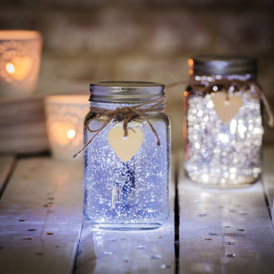 Wedding Place Setting LED Sparkle Lights
