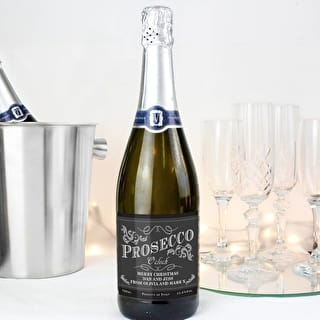 Personalised Bottle of Prosecco