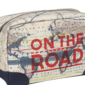 Cartography Wash Bag