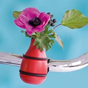Bike Handlebar Flower Vase
