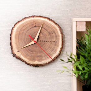 Forest Time Clock