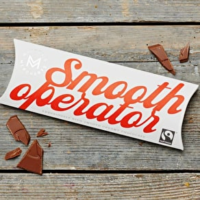 'Smooth Operator' Couverture Chocolate