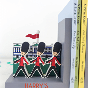 Personalised London Bookends