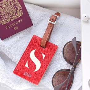 Stitch Your Own Luggage Tag