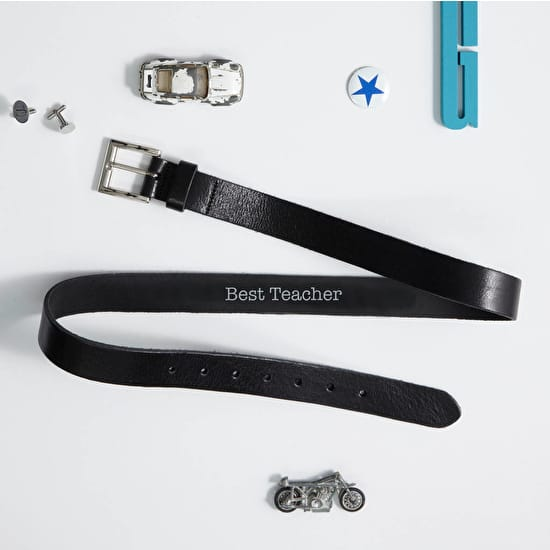 Best Teacher Personalised Belt
