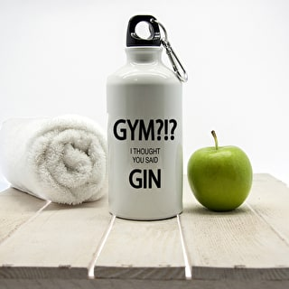 Gym!? I Thought You Said Gin