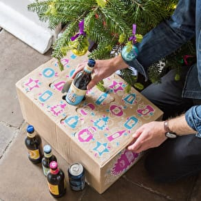Beer Count Down Advent Calendar