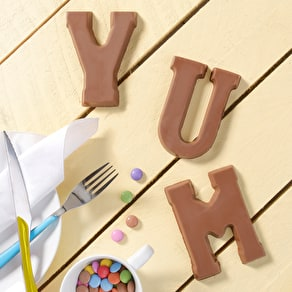 Gift Boxed Chocolate Letters