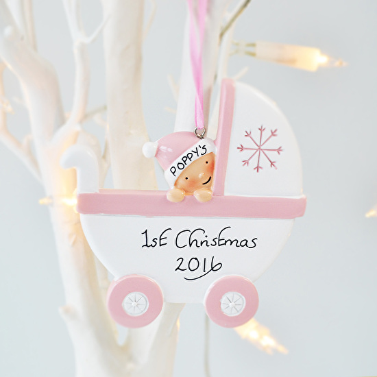 Babies First Christmas Decoration