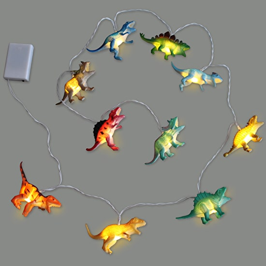 Dinosaur String Lights