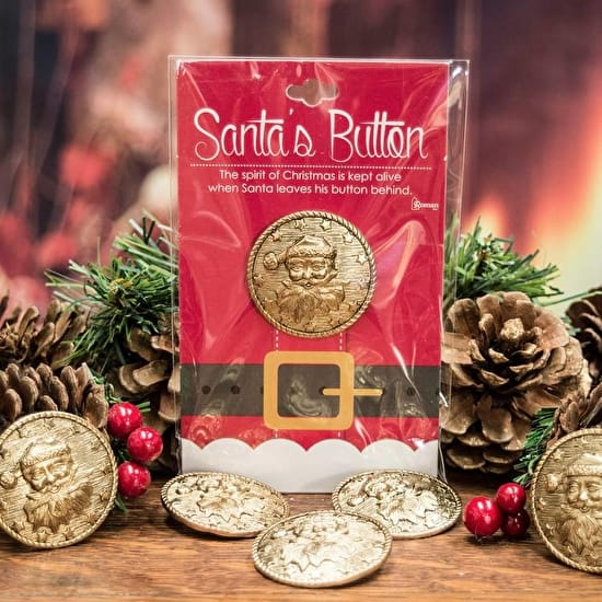 Father Christmas' Lost Button For Christmas Eve